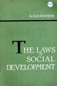 1963_The Laws of Social Development_Grigory_ Glezerman_FLPH