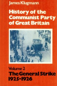 1969_History of the CPGB_V_2_James Clugmann