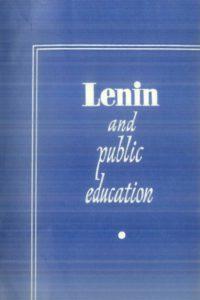 1970_Lenin & Public Education_I.S. Smirnov