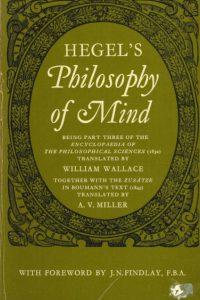 1971_Hegel's Philosophy of Mind_Hegel