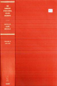 1971_The Communist International_Vol 2_1923-1928_Jane Degras