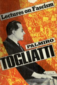 1976_Lectures on Fascism_Palmiro Togliatti