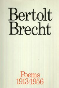 1976_Poems (1913-1956)_Bertolt Brecht