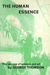 1977_The Human Essence_George Thompson
