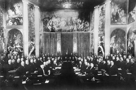 The_First_International_Peace_Conference,_the_Hague,_May_-_June_1899_HU67224